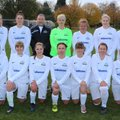 Ladies lose to Notts County Women Development 0 - 7