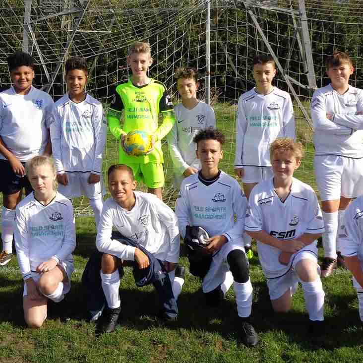 Under 13 Red lose by odd goal in Five