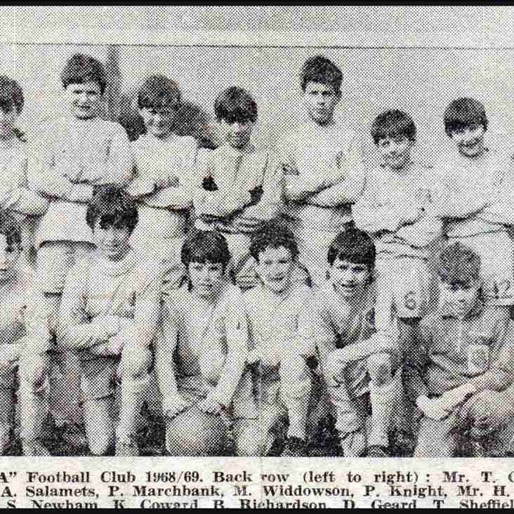 "1968-69 Clifton Rangers ""A"" - Is Your Dad There ?"""