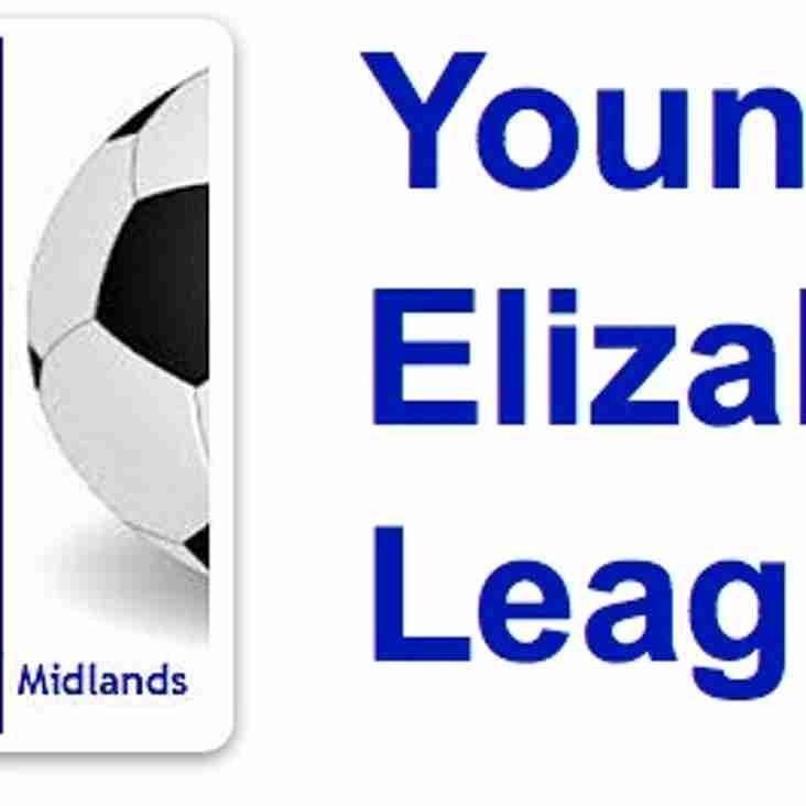 Young Elizabethan Under 14 & U 13 Spring Fixtures now on the website