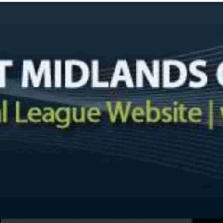 East Midlands Counties Round Up