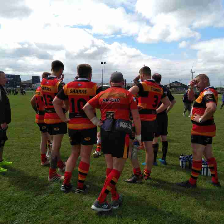 Depleted Sharks defeated at Skirlaugh