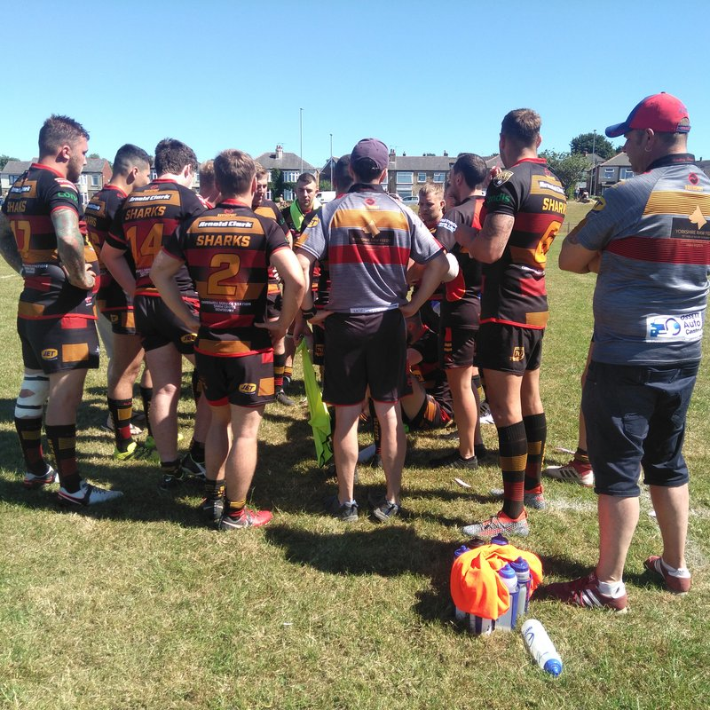 First of five home matches for Sharks