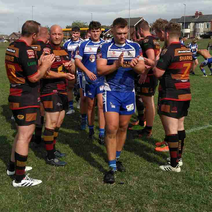 Sharks fall to another defeat