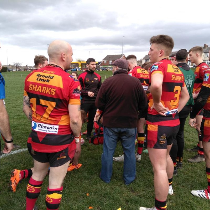 Positives for Sharks in Beverley defeat
