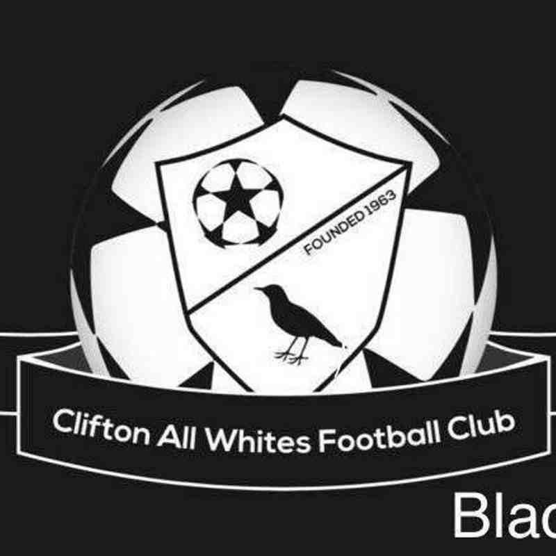Clifton All Whites Black