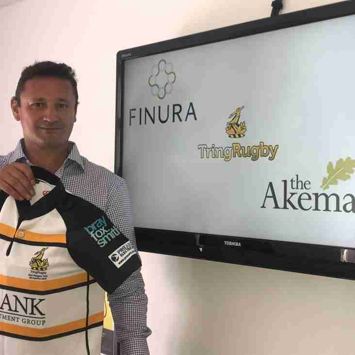 U8s coach appointed Head of Sponsorship and Fund Raising