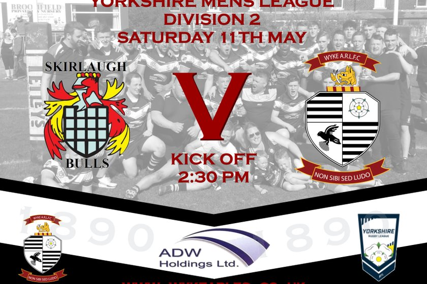 Wyke travel to Skirlaugh on local derby day.