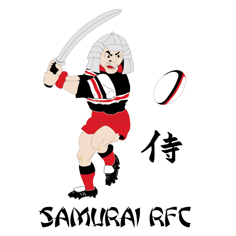 Samurai Rugby rebrands its teams