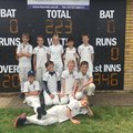 Outwood U10's League Champions (with a game to spare)