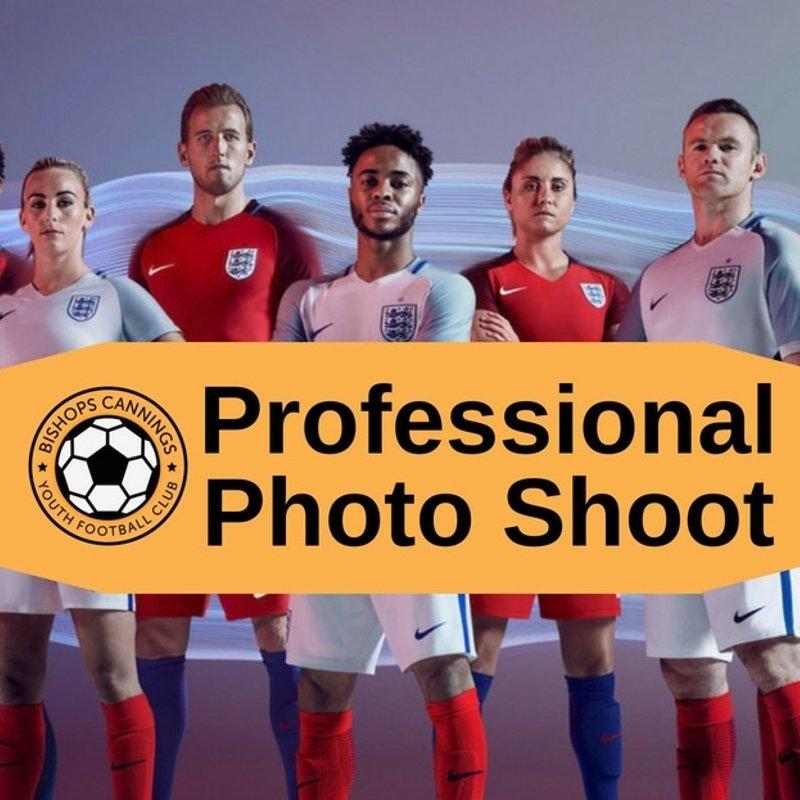 Free Professional Photo Shoot