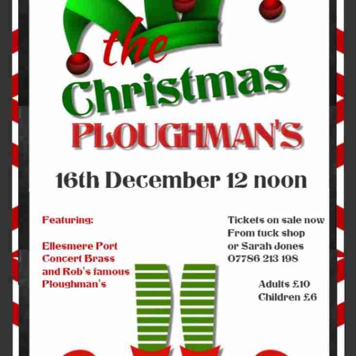 The Christmas Ploughmans!