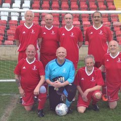 Woking FC 50+ May 2018