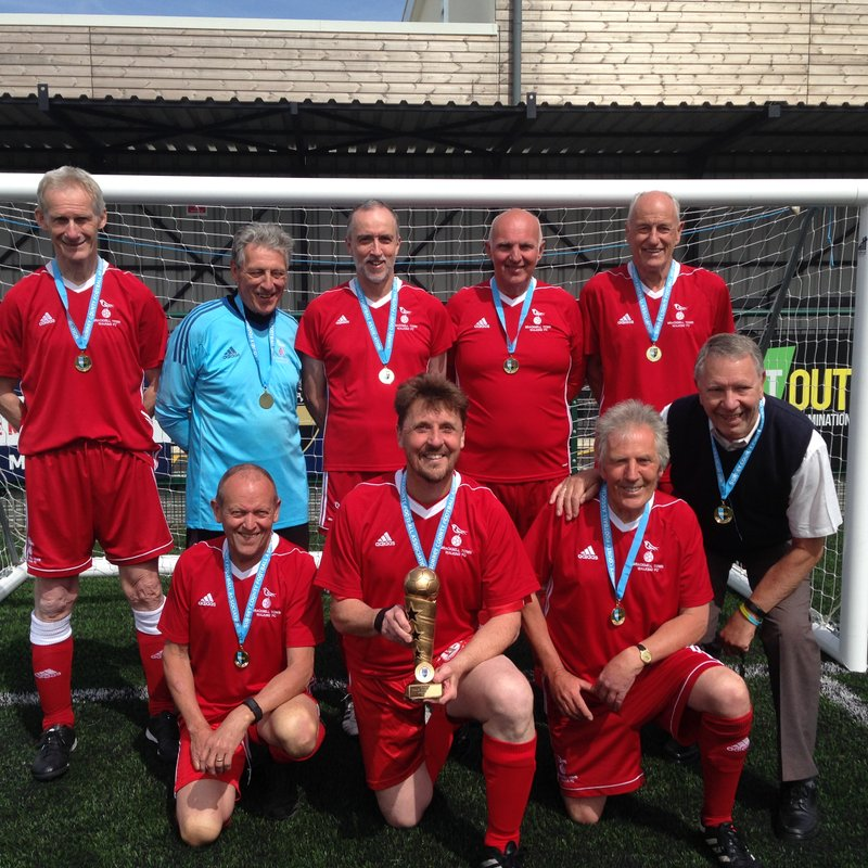 Surrey FA WF League Round 6 and Final Round - Bracknell 60+ - Friday 18th May 2018