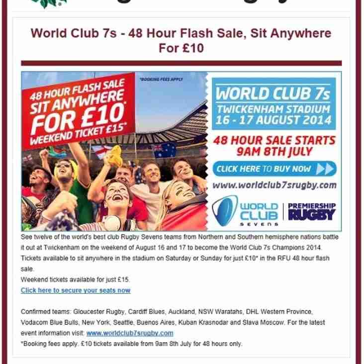 World Club Seven's