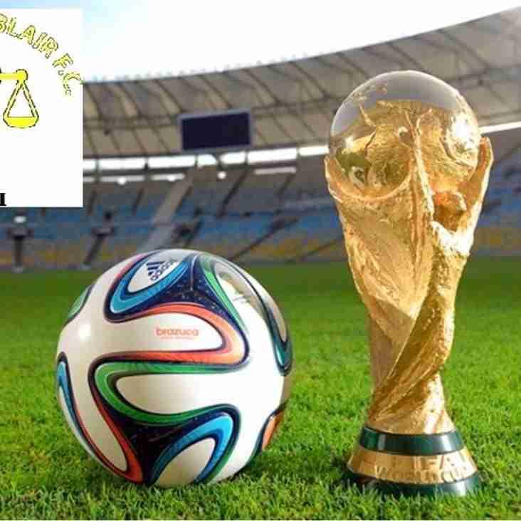 Hollands & Blair World Cup Fantasy League