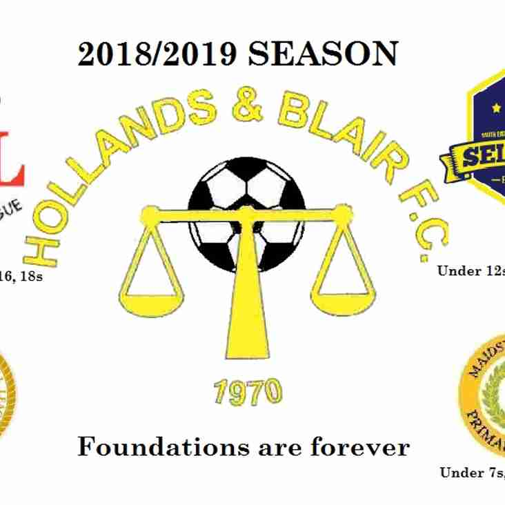 Seaon Openers for the Blair Youth this weekend