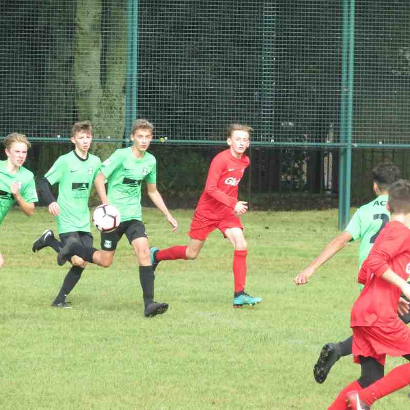 Greenways home cup match