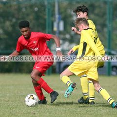 under 15s home faversham