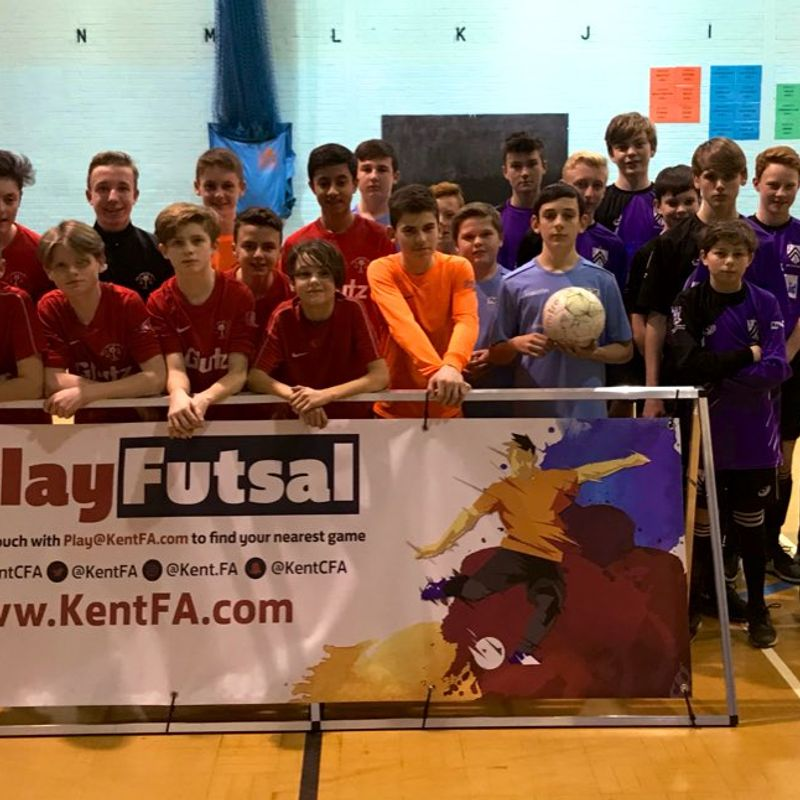 Kent FA u14s Futsal League