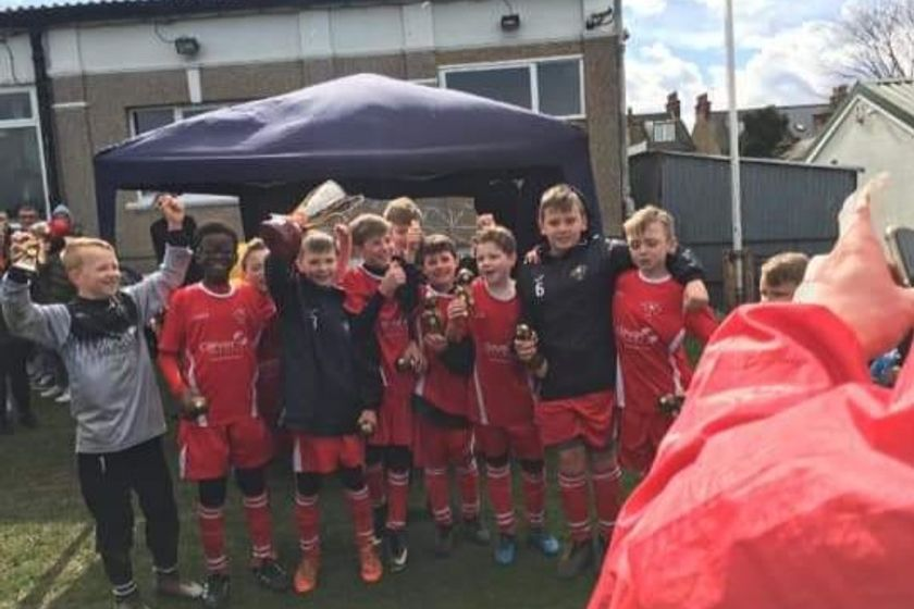 Hollands & Blair Colts u11s 2019/20 Season are recruiting!