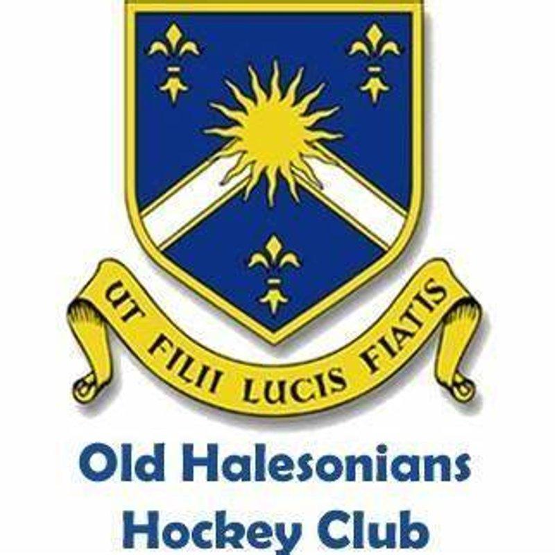 Old Hales Wildcats beat Bromsgrove Hogs 1 - 5
