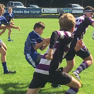 Kingsbridge U 15s 50 - 7 Exmouth U15s