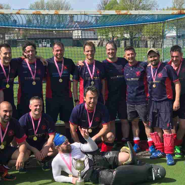 Sussex Cup triumphs for BHHC