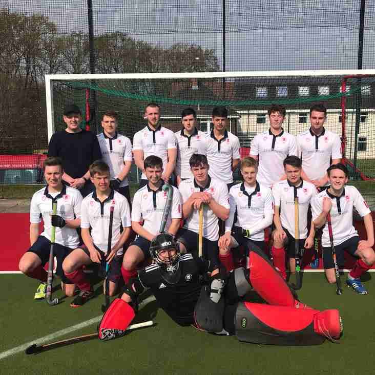 Four Sussex Cup triumphs for BHHC to celebrate