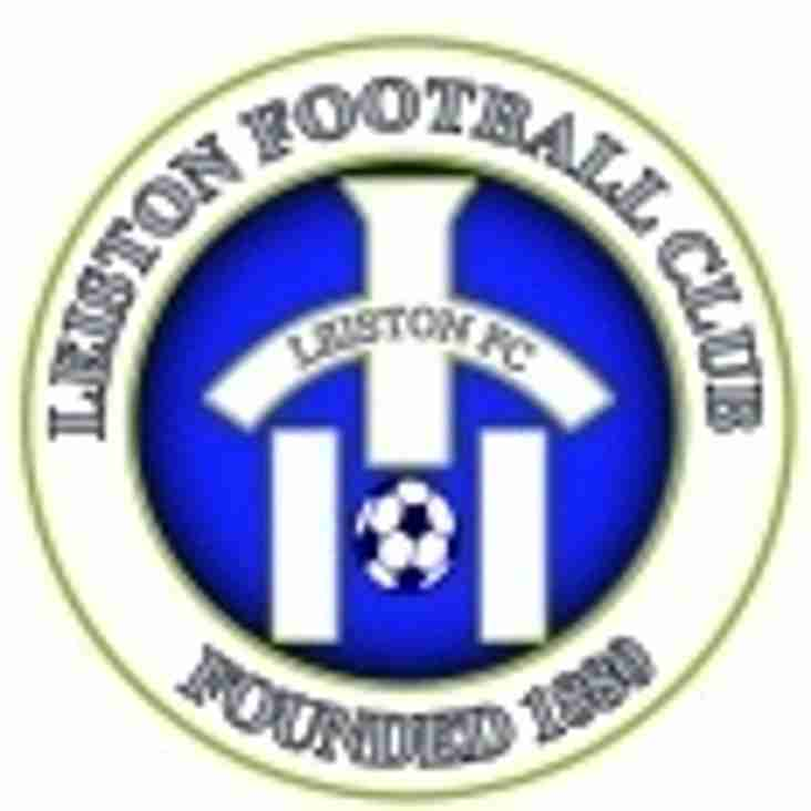 Leiston Under 13's looking for players