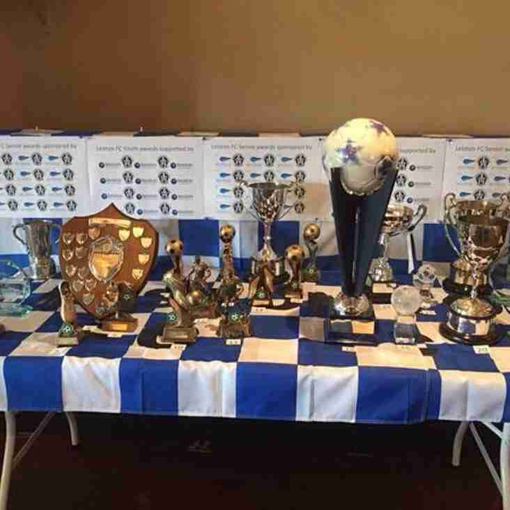 Blues Presentation Evening 2018