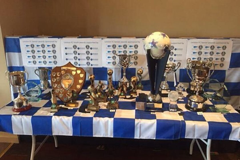 Blues Presentation Evening 2019