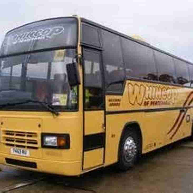 Coach to Wingate & Finchley