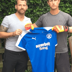 Nick Eyre joins the Blues!