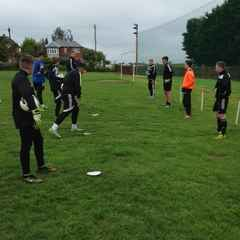 Goalkeeping courses at Victory Road