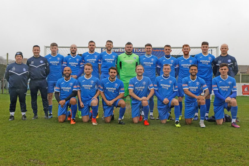 1st Team lose to Lowestoft Town 0 - 4