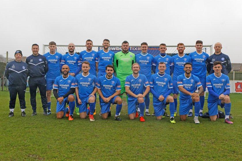 AFC Rushden & Diamonds 1 - 1 Leiston