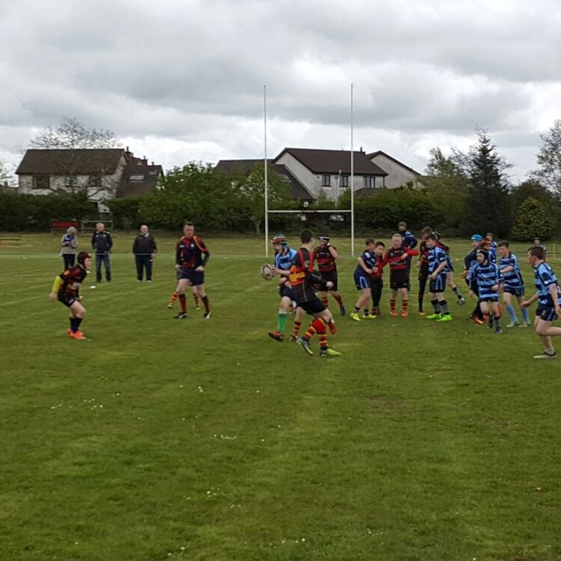 Ophir U12's at Ballyclare and Malone Festivals
