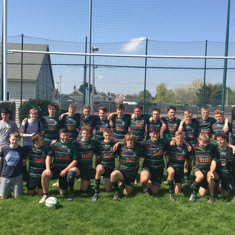 Chess Valley Colts top their U18 League