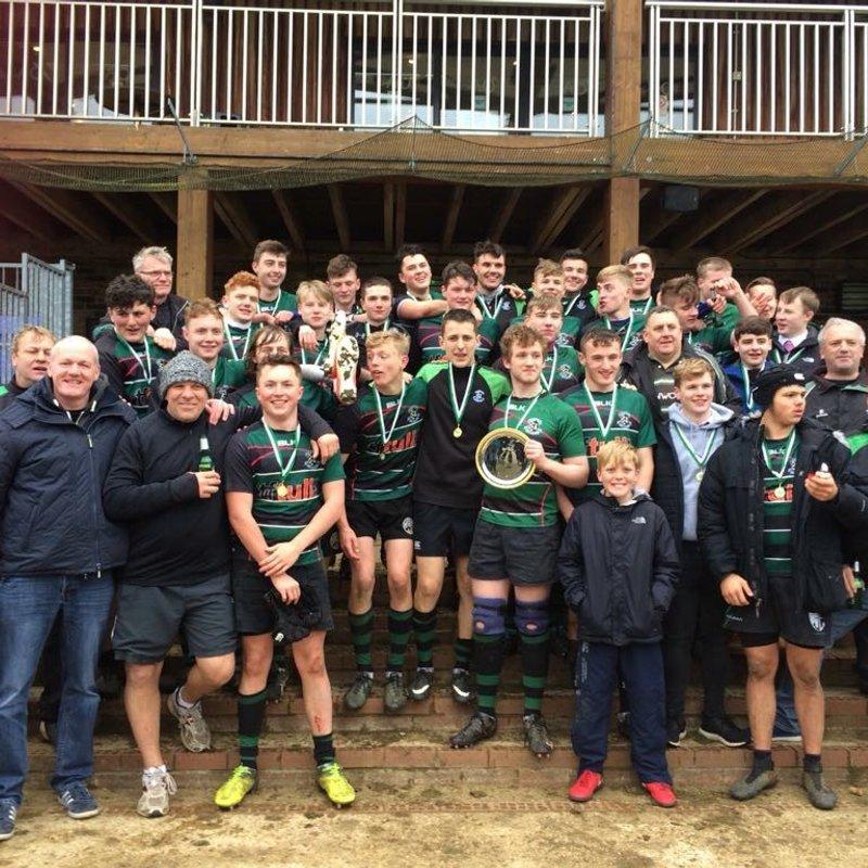 U18s beat Ruislip 24 - 33
