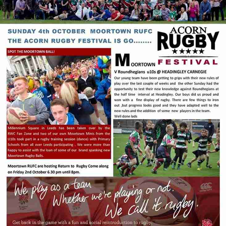 The Town Cryer - September 2015