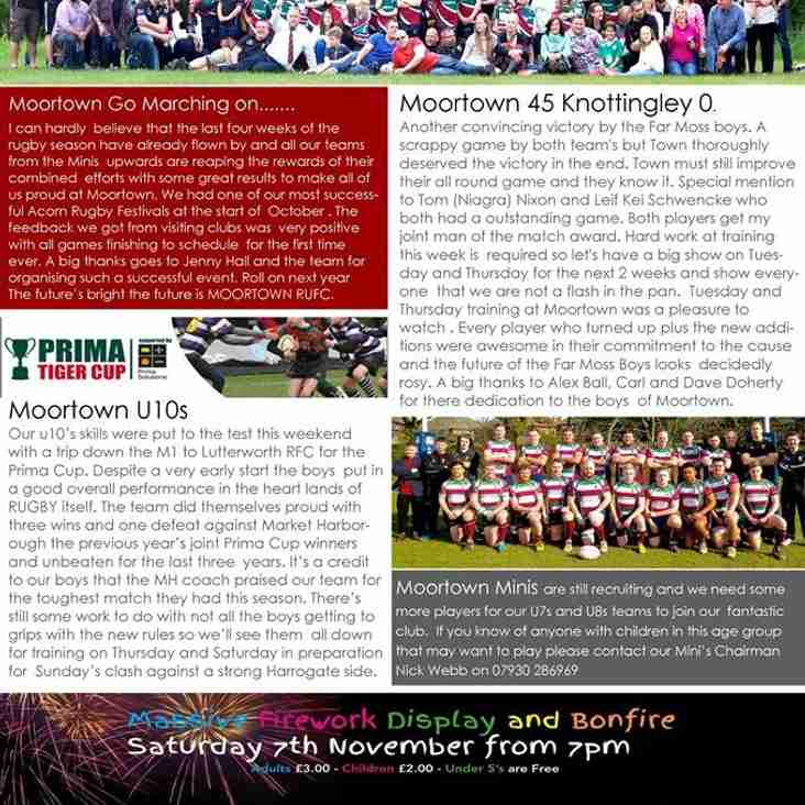 The Town Cryer - November 2015