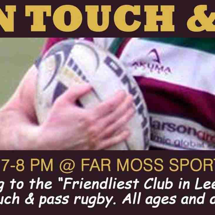 Town Touch & Pass