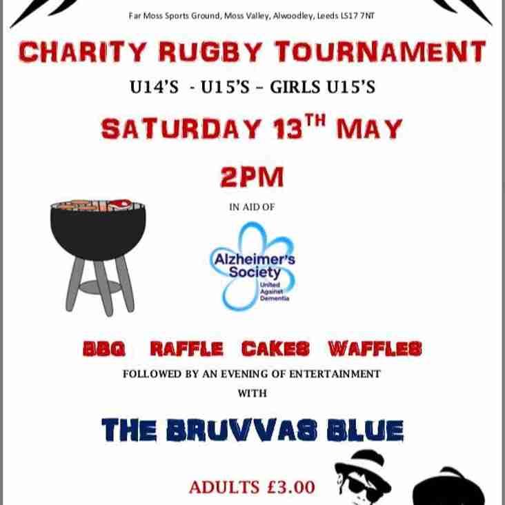 U15 Charity Tournament