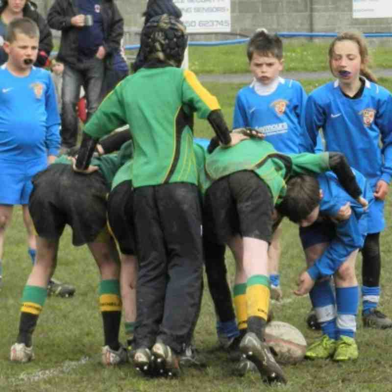U9's WSM v Biggleswade / Bracknell 22nd April 12