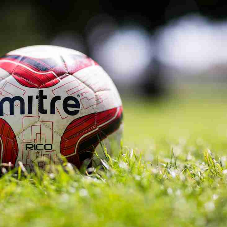 Fixture Changes for March 2018