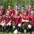 Under 18 beat Warley Rangers U18 0 - 4