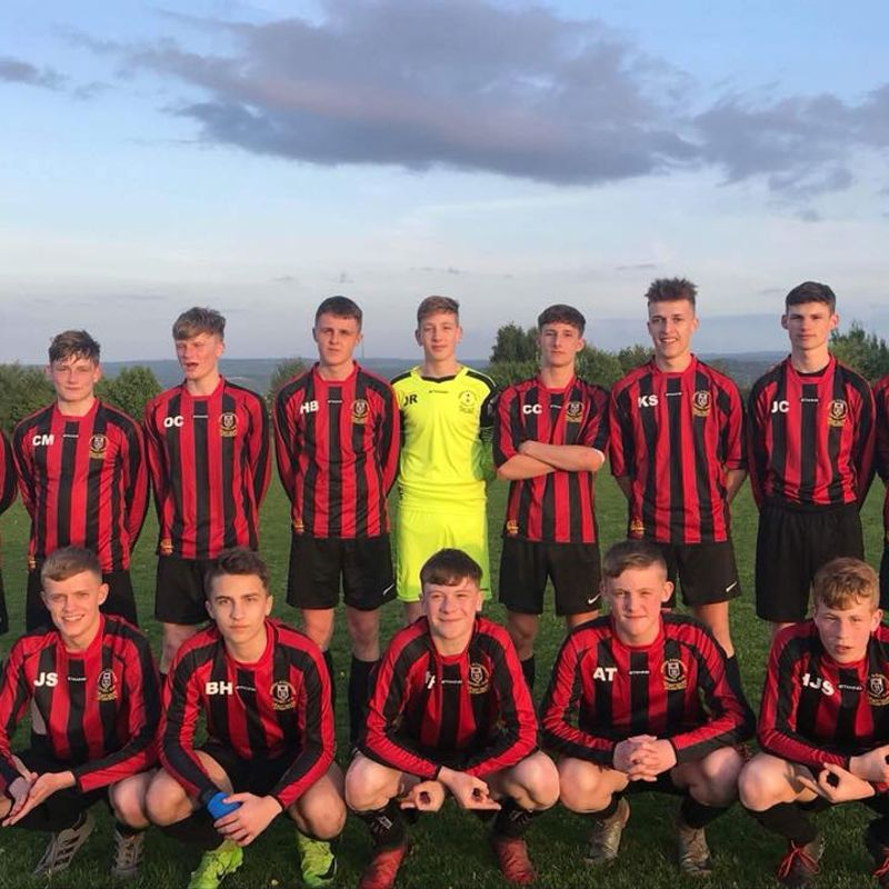 Under 17 White beat Sandy Lane Juniors U17 Reds 3 - 5