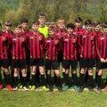Under 18 Brazil beat Shelley Juniors F.C. U17 Red