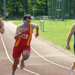 Spen Track & Field Senior Team at Bury